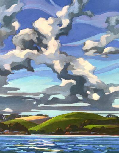 McLean, Meg 'Salcombe Sky'