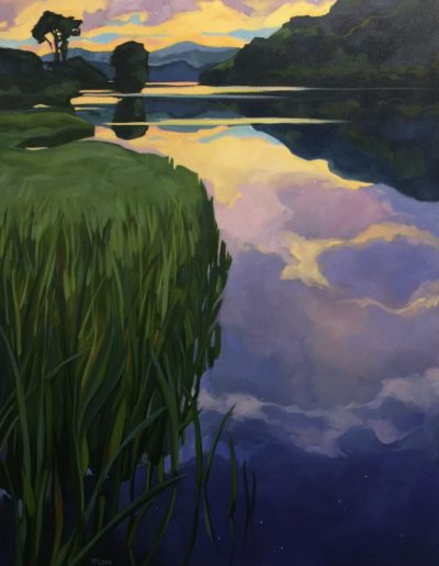 McLean_Meg_6_Venus in the Reeds_2015